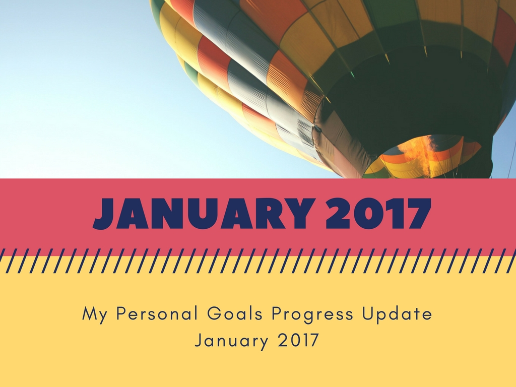 personal goals progress