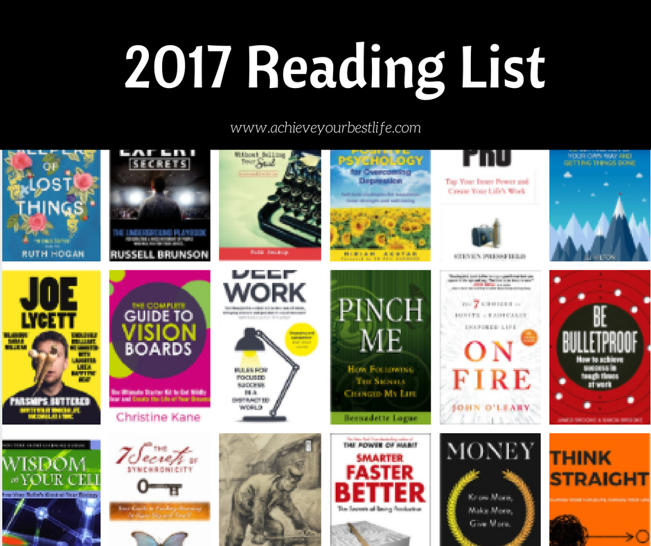 29 Books Read This Year!