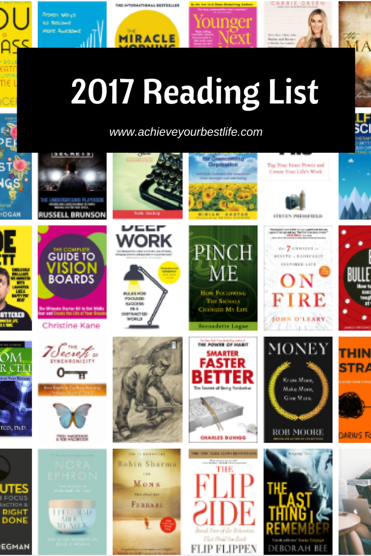 books read this year