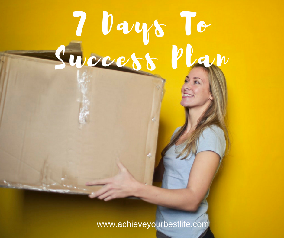 7 days to success